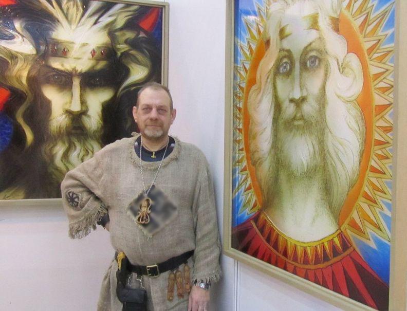 Пермский художник признан виновным виспользовании нацистской символики