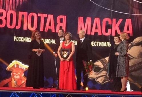 Названы лауреаты премии «Золотая маска— 2016»