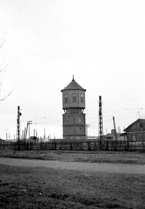 Водонапорные башни новогор прикамья