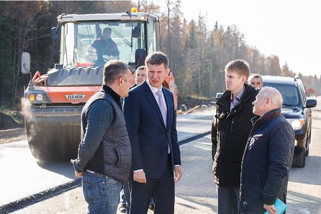 Дорога Пермь— Новые Ляды будет надва метра шире