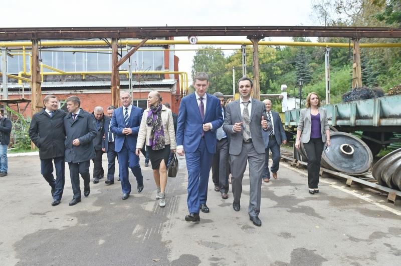 Заксобрание Пермского края одобрило покупку имущества завода имени Шпагина уРЖД