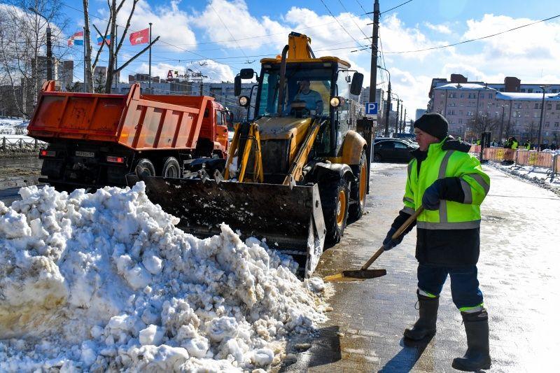 Кайман насадки для уборки снега