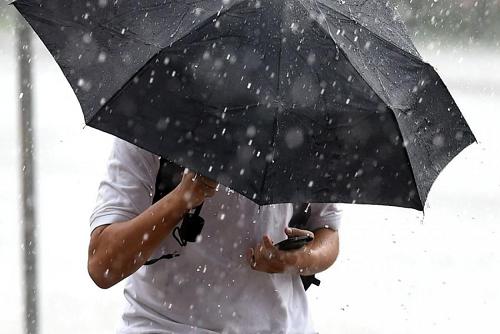В Пермском крае на выходных ожидается дождливая погода