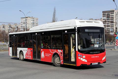С 4 по 7 мая в Перми изменится расписание движения общественного транспорта